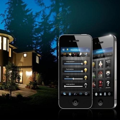 Управление освещением с мобильных устройств