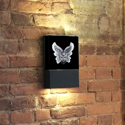 """Настенный светодиодный светильник """"Венецианская маска"""""""