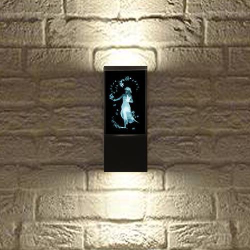"""Настенный светодиодный светильник """"Времена года. Осень"""""""