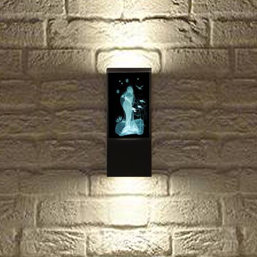 """Настенный светодиодный светильник """"Времена года. Зима"""""""
