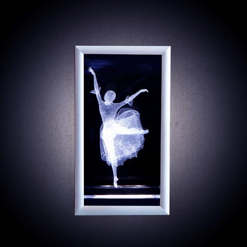 Удивительная балерина
