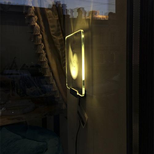 """Настенный светильник """"Наутилус"""""""