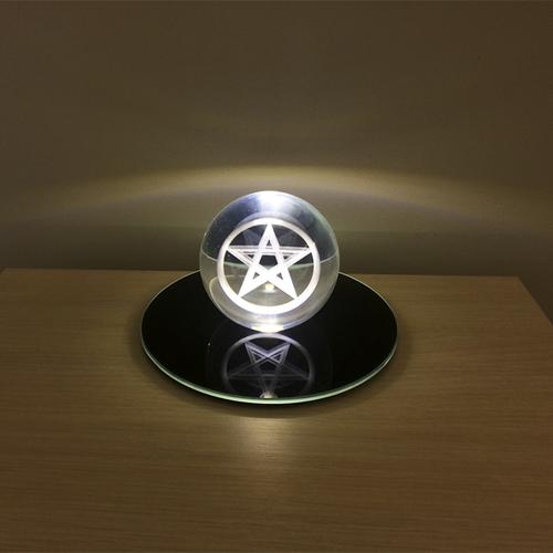 """Эзотерический светильник """"Пентаграмма"""""""