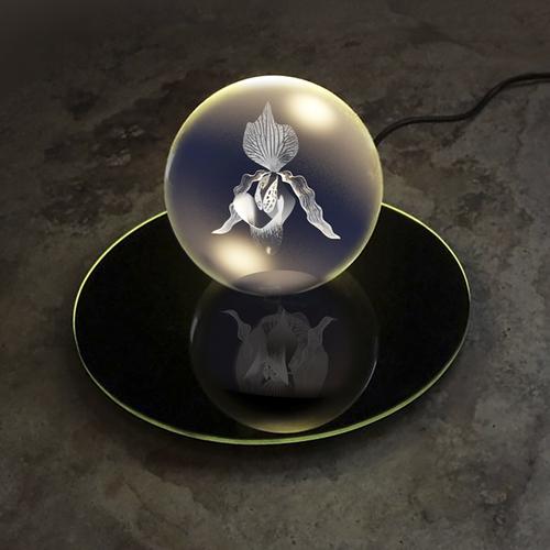 """Дизайнерский светильник """"Орхидея"""""""